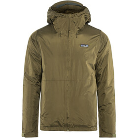 Patagonia Insulated Torrentshell Jas Heren bruin